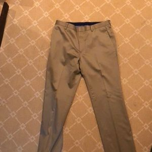 Banana republic khaki dress pants